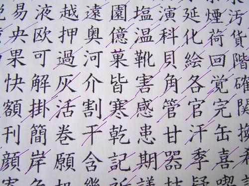 Kanji - en to ki