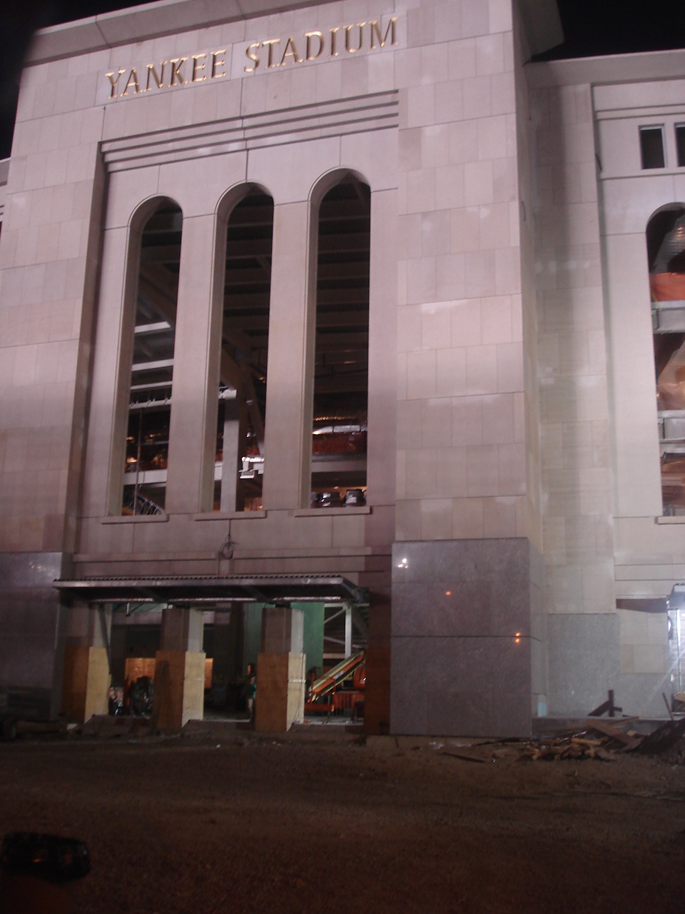 Nuevo Yankee Stadium (2009) - Página 3 2703163016_b86dfc4258_o
