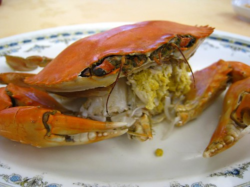 Cold Crab @ Singapura Restaurant