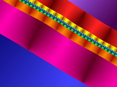 Secondarys (Song_sing) Tags: pink blue design colorful abstractart fractal mbf coloursplosion