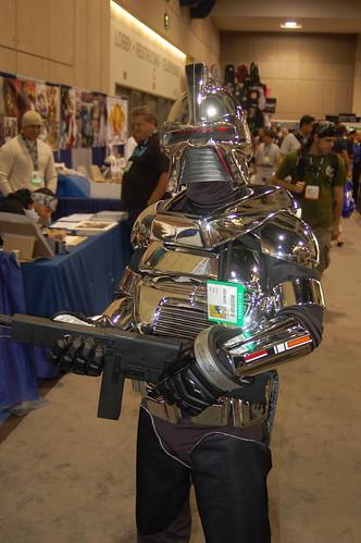 Comic Con 2008: Cylon