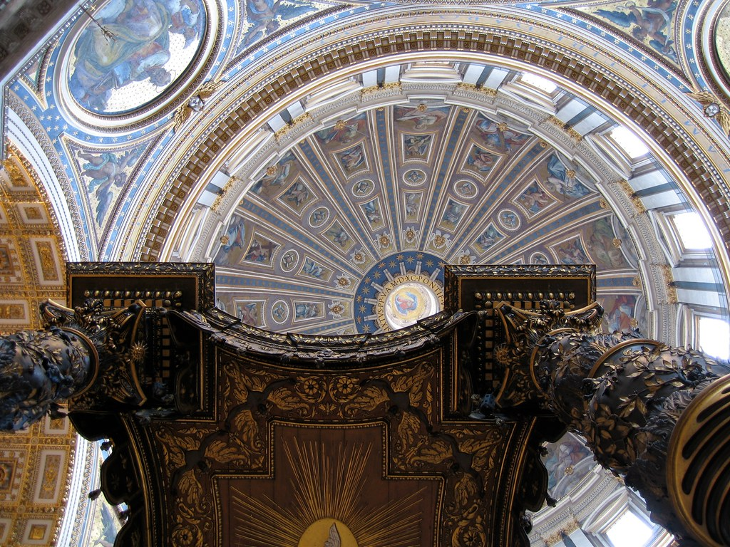 St. Peter's Basilica by Sander Beekman, on Flickr