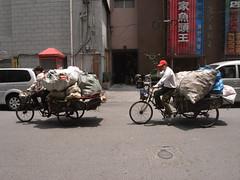 beijing_bicycles (ericnakamura) Tags: china bicycle bicycling publictransportation beijing bicycles transportation cyclo bicyclists tricycles