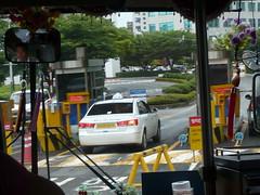 ทางเข้า-ออกมหาลัย chosun