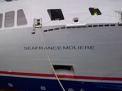 Seafrance. Seafrance Moliere. IMO: 9211511.