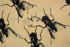 The Fly (just.Luc) Tags: brussels streetart monochrome butterfly insect u2 graffiti fly lyrics stencil song bruxelles papillon brüssel brussel mouche schmetterling vlinder vlieg marollen marolles kandelaarsstraat articulateimage ruedeschandeliers