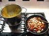 cucinando al sabato mattina