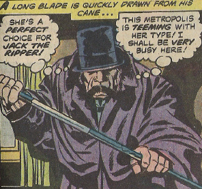 jack the ripper by kirby