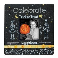 Celebrate Halloween Frame