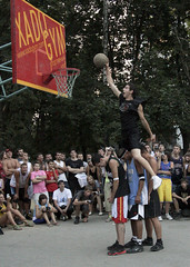 Champion Slam Dunk Contest (Crimh) Tags: street people game basketball sport calle slam gente contest ukraine player personas deporte concurso kharkov mate juego dunk kharkiv ucrania streetball     jugador   enterrada  basquetball clavada    crimex