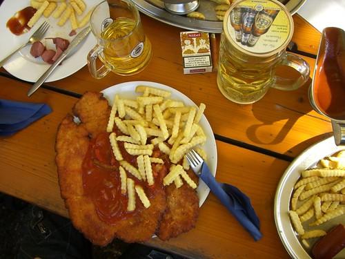 Schnitzel Waldgeist