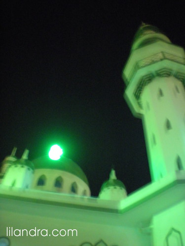 Masjid at Night