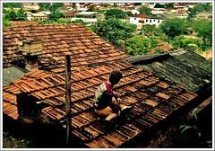 ter verdadeiro sucesso. (Matteus Oberst) Tags: me de se la casa do uma eu um prdio em telhado cima escondido alguem desconhecido pegasse morria