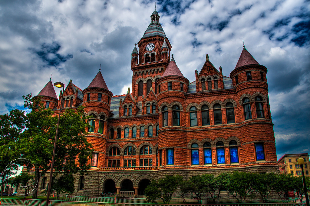 Old Red Museum in Dallas 2869572418_4719ab4bf1_b