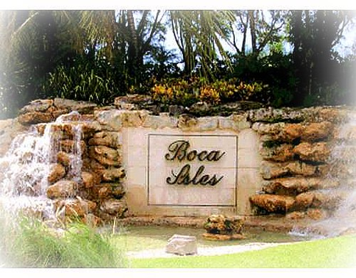 Boca Raton Gated Community - Boca Isles