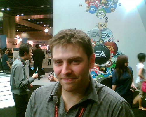 Tom Farrer, DICE Producer of Mirror's Edge