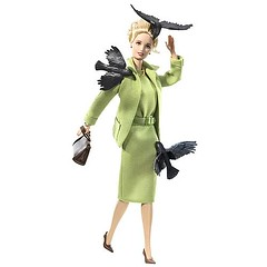 Birds_Barbie (hagerstenguy) Tags: film birds movie toy toys doll attack barbie horror alfred hitchcock juguetes tippi     hedren      tippehedren