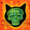 Scary Cat - Halloween Nightmare before Christmas.