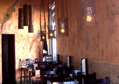 La Sirena Grill and Cantina - Interior Shot #1