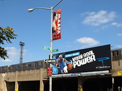 Elevated Subway Tracks, East New York, Brooklyn NYC (jag9889) Tags: county city nyc ny newyork brooklyn subway power tracks east kings mta elevated 2008 canarsie maafa y2008 jag9889