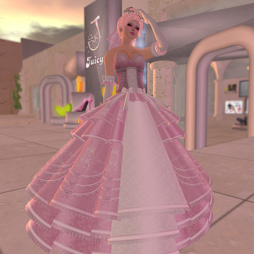 *katat0nik*(pink) Princess Dress