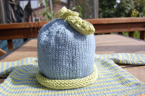 Sweet Pea Hat Blue 01