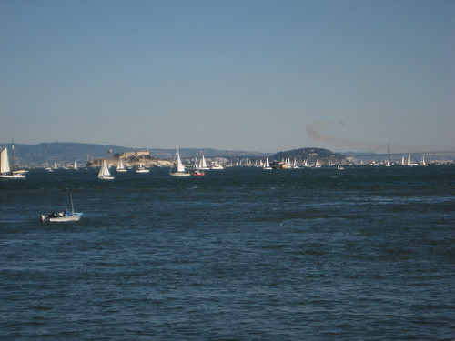 Sailboats & Alcatraz IMG_1848 Photo