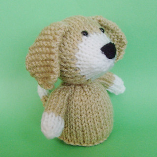 Ravelry: Jelly Bums Dog pattern by Raynor Gellatly
