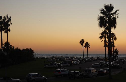 Sunset, San Diego