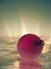 magic Underwater (javiy) Tags: sky espaa underwater balloon bubbles selection canarias images cielo tenerife getty islascanarias submarino teresitas submarinas explored sd870 wpdc17