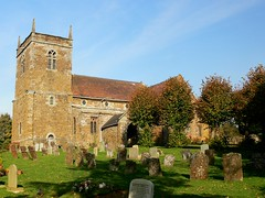 St. Lawrence - Napton on the Hill