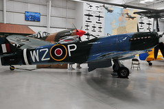 Palm Springs Air Museum (sobca) Tags: world california 2 museum flying war aircraft air wwii palm b17 springs planes combat fortress 92262