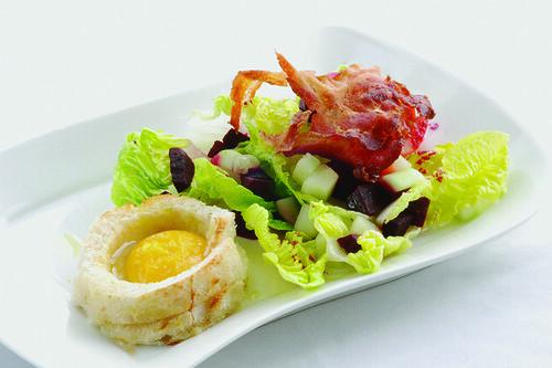 modern caesar salad