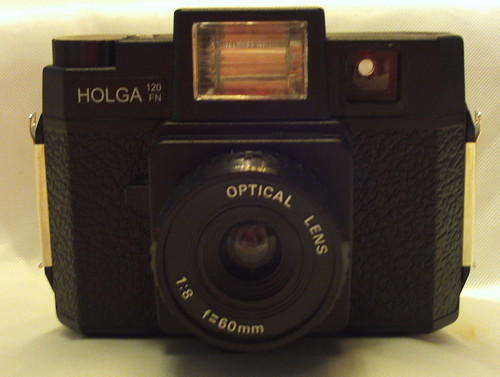 My love, my Holga 120FN by lololomo