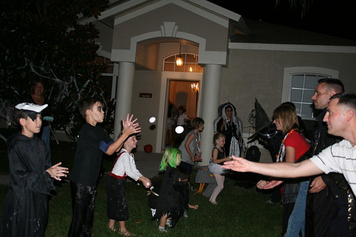 Gomez Halloween Party