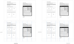 Playing with simple grids (juhansonin) Tags: paper grid layout book golden design graphicdesign ui interface cc creativecommons license column ban rule binding cc3 lorem ipsum axioms juhansonin