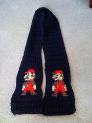 Mario scarf