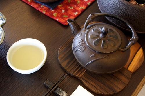 明日葉養生茶 (by Audiofan)