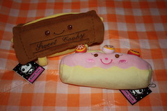 Pouches (Verokitschy) Tags: cute cake pencil dessert cookie case plush pouch kawaii plushie pencilcase janetstore bubblepanda