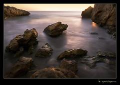 Cala Tamarit (Tarragona) ( Karlos Garciapons ) Tags: rocas