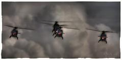 helicoptero-04 (Xavi GM) Tags: españa valencia canon spain 300mm cielo 5d helicoptero totalphoto xavigm theperfectphotographer