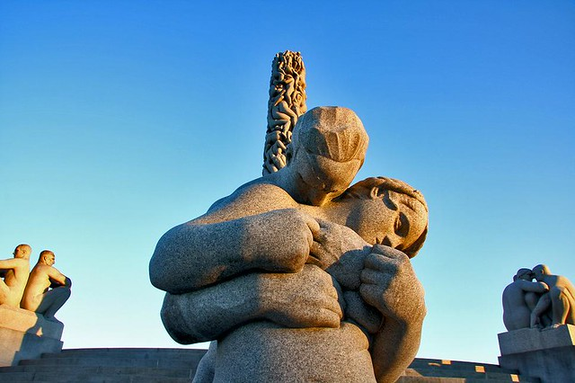Vigeland Park Oslo Norway Visitoslo.no