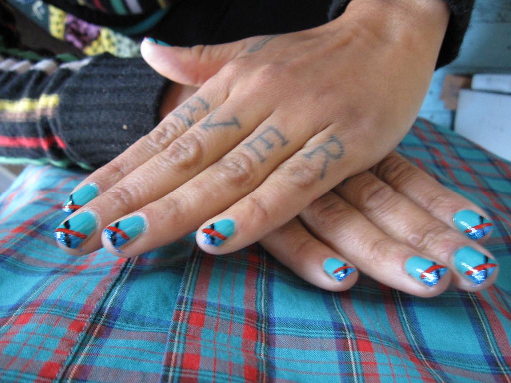 fixed Nails design
