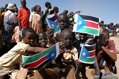 The first official repatriations of refugees to South Sudan