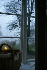 early in the morning (mes poulettes (formerly sperobene)) Tags: winter berlin nebel foggy wellness mecklenburg mritz gutshaus