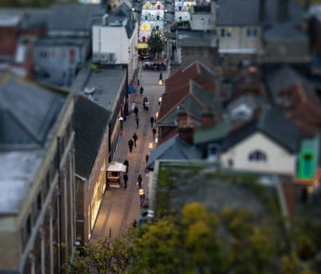 Norwich side street