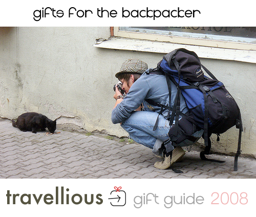 backpacker gift guide
