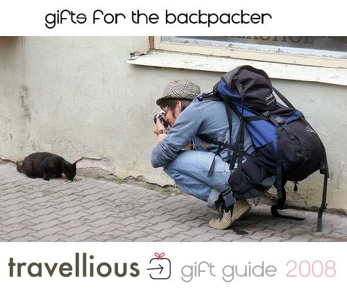 backpacker gift guide