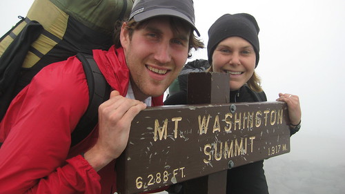 Mt. Washington Summit