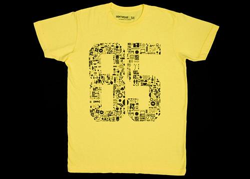 Microsoft camiseta